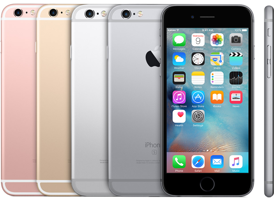 iPhone6s-SIMフリー本体