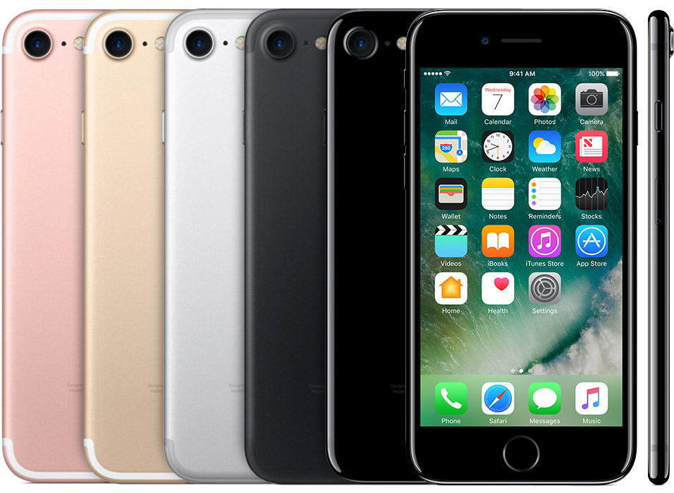 iPhone7-SIMフリー本体